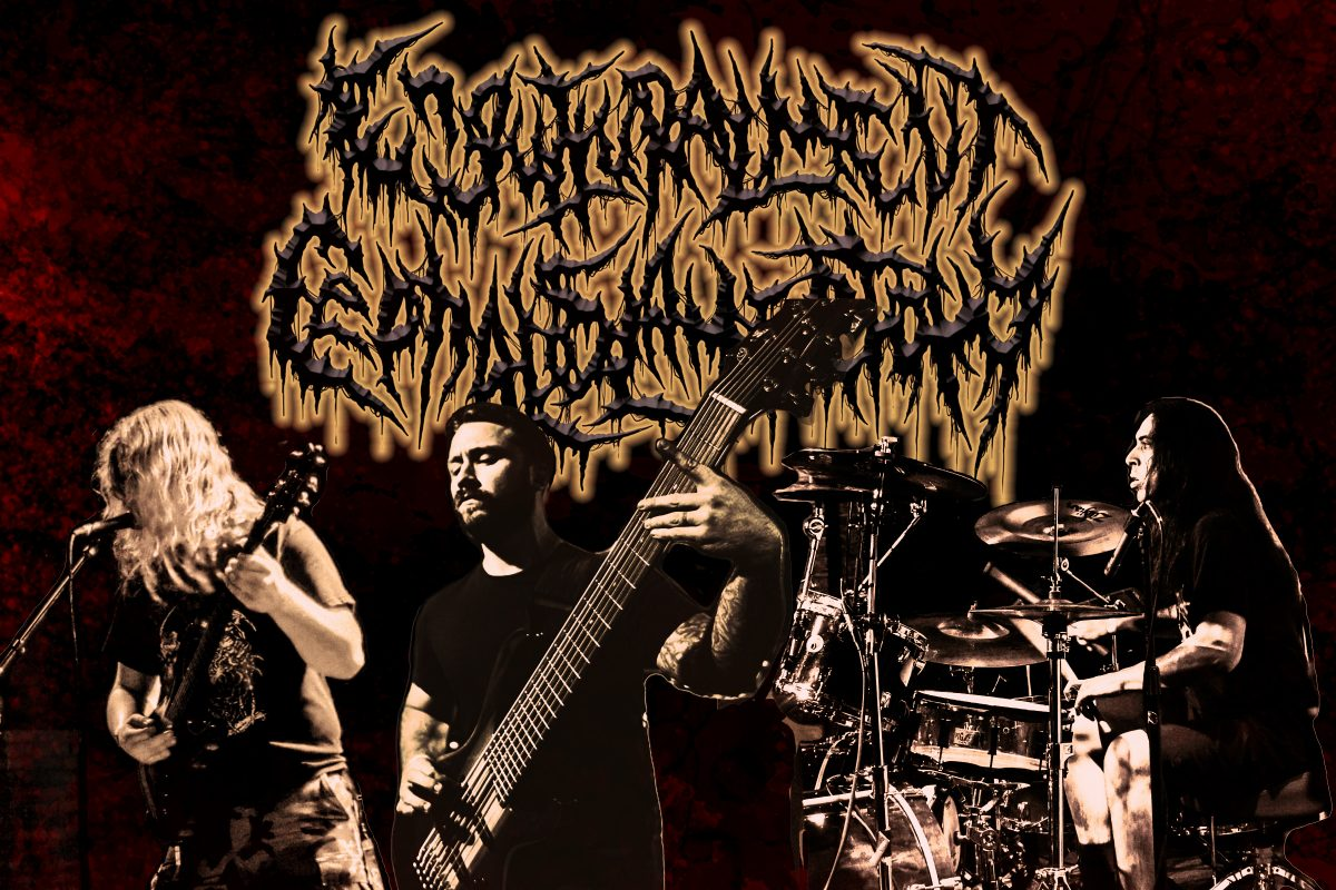 "Engutturalment Cephaloslamectomy Signs to Gore House Productions; Premieres ""Knights of Slammin' Service"""