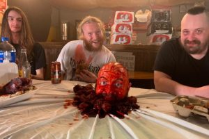 FOETAL JUICE: 'Gluttony' Full Album Stream Via Ave Nocturm