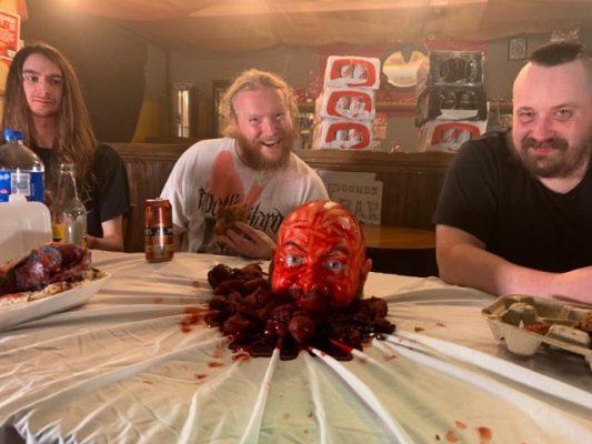 FOETAL JUICE: 'Gluttony' Full Album Stream Via Ave Nocturm