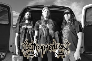 "LITHOPAEDION Announce New Line Up; Release ""Chernobyl Geist"""