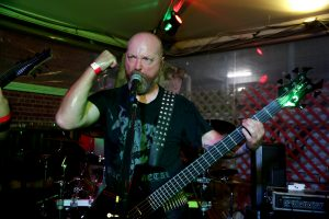 """OATH OF DAMNATION Release """"Ardenti Haereticus"""" Bass Playthrough"""