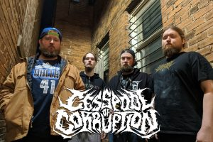 CESSPOOL OF CORRUPTION Set To Reissue 'Eradication of the Subservient' via Gore House Productions