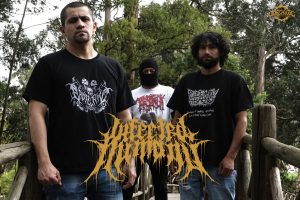 INFECTED HUMANS Signs to Gore House Productions