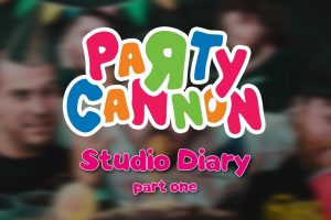 PARTY CANNON Release Studio Diary For Upcoming Album