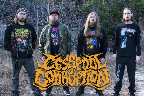 Cesspool of Corruptions: Announce 'Requiems of the Ignominious'; Premiere's 'Insidious Inheritance' via Toilets Ov Hell