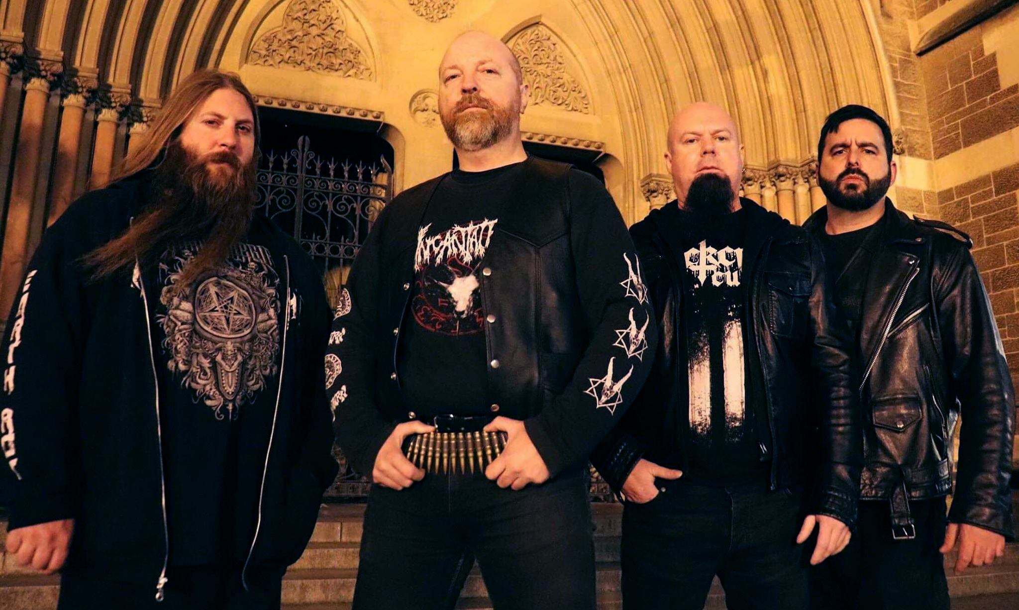 OATH OF DAMNATION Announce 'Fury and Malevolence'