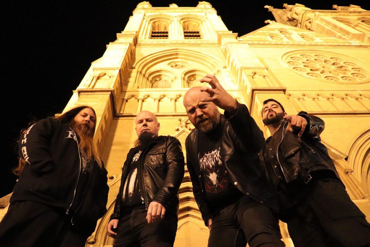 "Oath Of Damnation: Second single ""The Abortuary"" Premiere via Legacy Magazine"