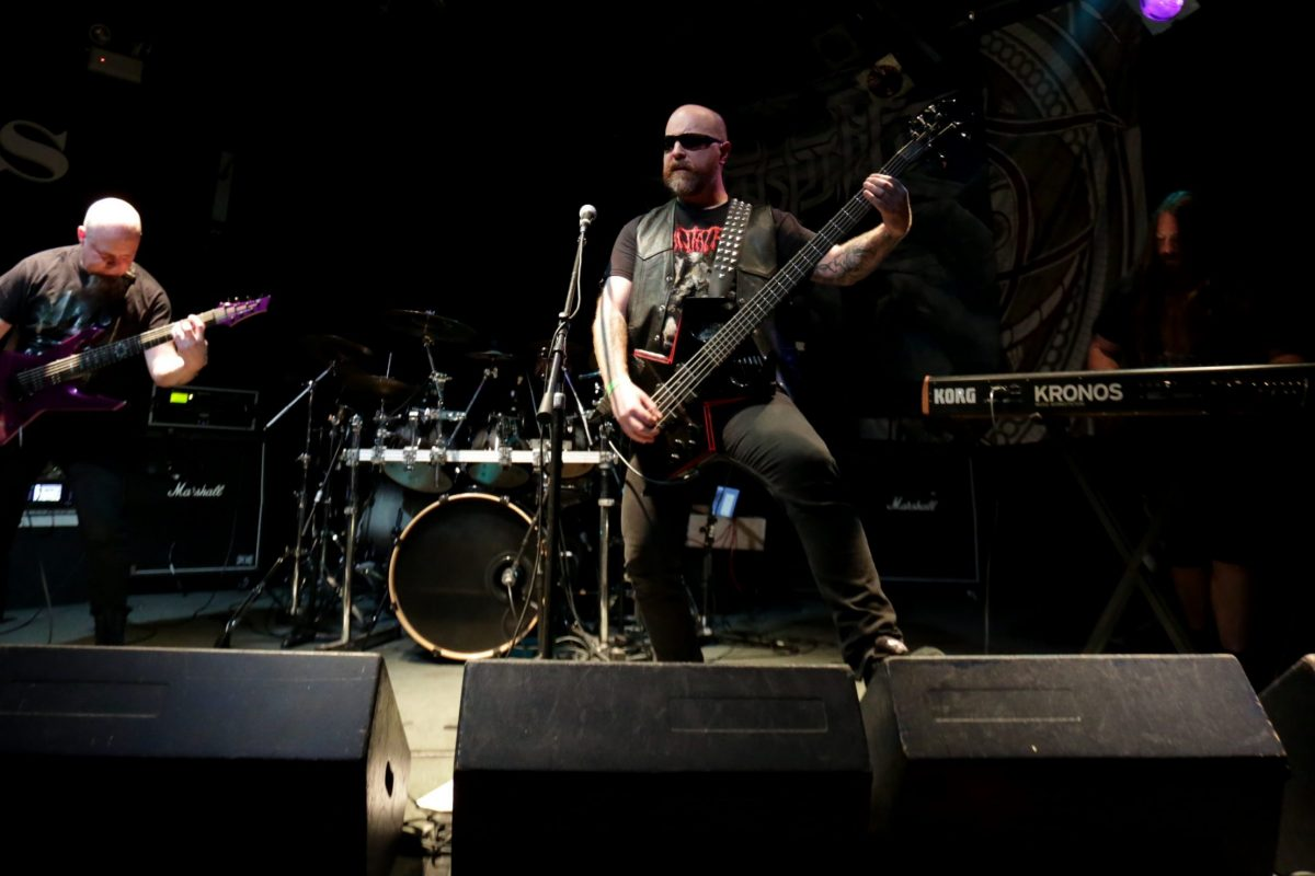 """OATH OF DAMNATION Release """"I Curse Thee, O Lord!"""" Guitar Playthrough"""