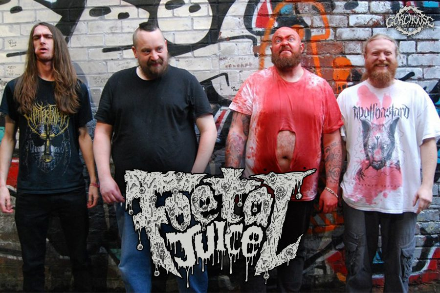Gore House Productions Welcomes FOETAL JUICE